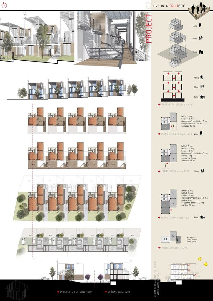 Best Cohousing Images On   Architecture Sup Boards