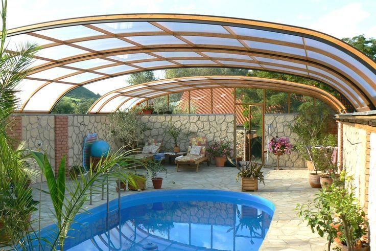 309 best indoor pool designs images on pinterest for Pool enclosure design software