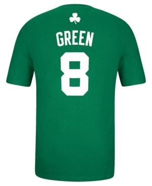 Adidas Men's Boston Celtics Jeff Green Player T-Shirt  - Green XXL