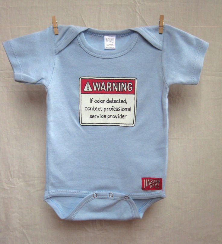 31 Best Hazard Baby Infant Onesies Images On Pinterest Babies