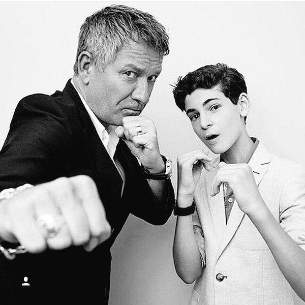 Bruce & Alfred