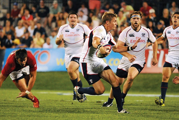 Colin Hawley: Men's Rugby Sevens  #TeamUSA