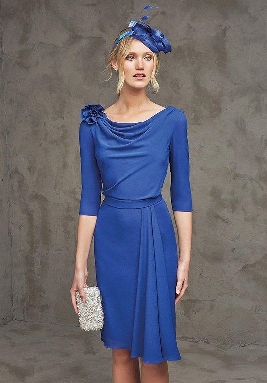 DRESSES - Knee-length dresses Pronovias SvFsydSPW
