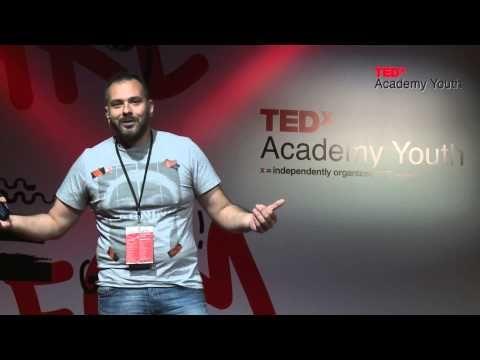 TEDx Academy - Πόσο αξίζει το βιογραφικό σου;