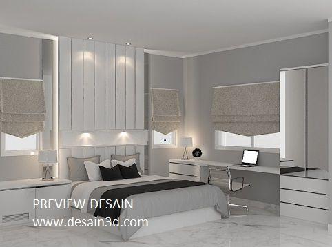 400 Ide Desain Interior Kamar Tidur Utama HD Terbaru Yang Bisa Anda Tiru