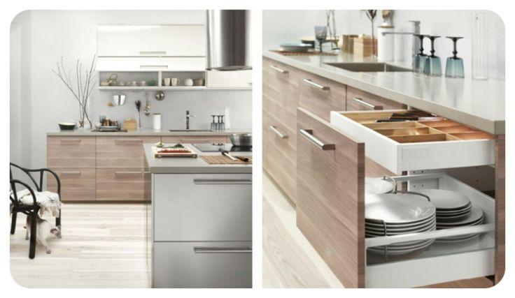 Cuisine Ikea Rouge Et Grise :  marvellous Metod  Cuisines, Cuisinières (appareil) et Cuisine ikea