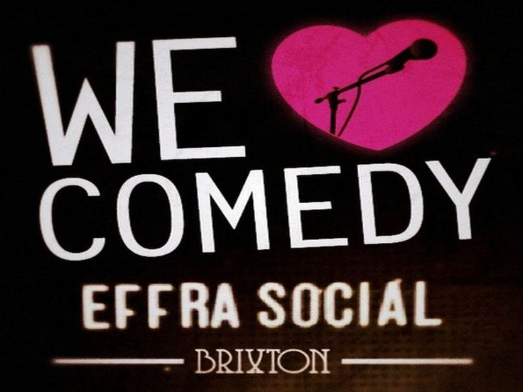 We Love Comedy at Effra Social, 89 Effra Road, London, SW2 1DF on October 16, 2013 from 8:00 pm to 10:30 pm bringing you a bevvy of HILARIOUS stand up, musical and alternative comedians like Tom Allen, Tiernan Douieb, Carly Smallman, Lea Rose Emery, Renata Brightman, Thomas Gray and Pete Dobbing. Facebook: http://atnd.it/16cHfvQ, Inquiries: http://atnd.it/15l7ttX, Twitter: http://atnd.it/14wjsqD, Booking: http://atnd.it/1dRptSd, £3 In Advance (Concession), £4 In Advance, £5 On The Door.