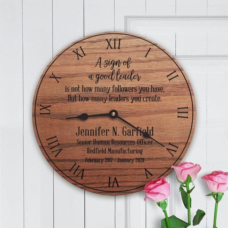 Leadership retirement gifts for lady boss retirement gifts