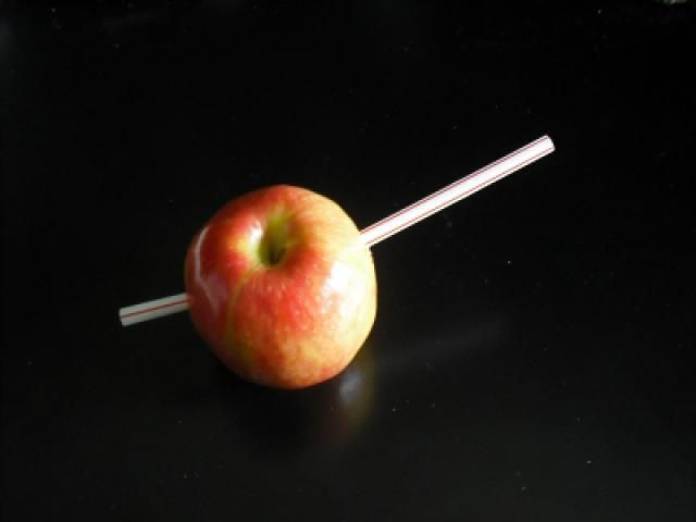 Learn How to Pass a Straw Through an Apple in This Science Magic Trick: Science Magic Trick - Introduction