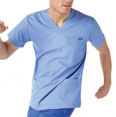 7400 Icon Top – Ceil Blue | IguanaMed
