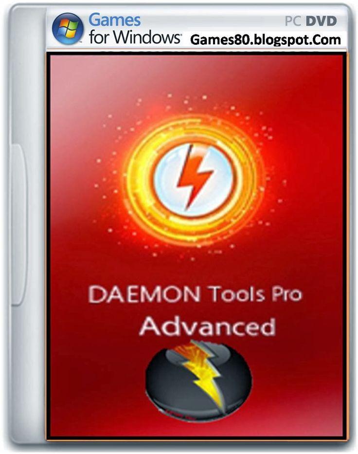 Deamon daemon tools pro 4