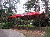 Need Metal : 30 x 60 x 16 Rv or Motorhome Cover Tall Pole Barn Steel Trusses - $5,501.48