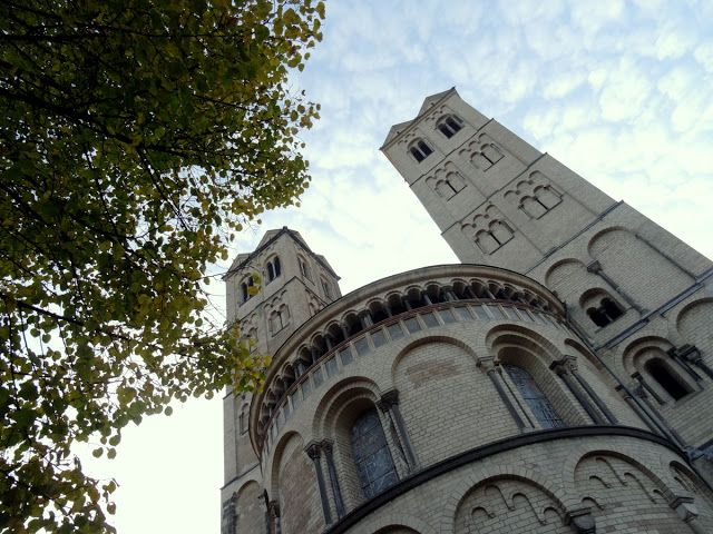 St. Maria der Kupfergasse Catholic Church in Cologne, Germany