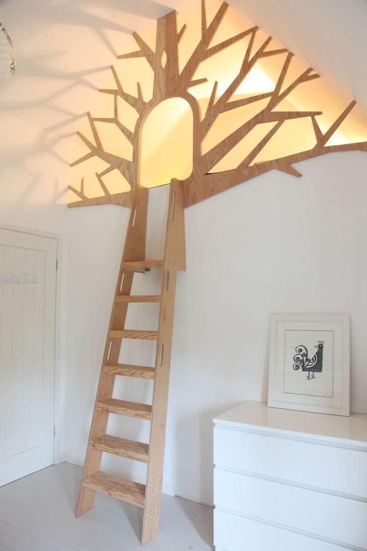 Einfache und verrückte Tipps: Dachgeschoss-Studio…