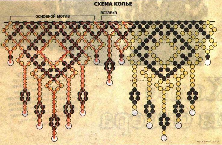 колье из бисера: 22 тыс изображений найдено в Яндекс.Картинках
