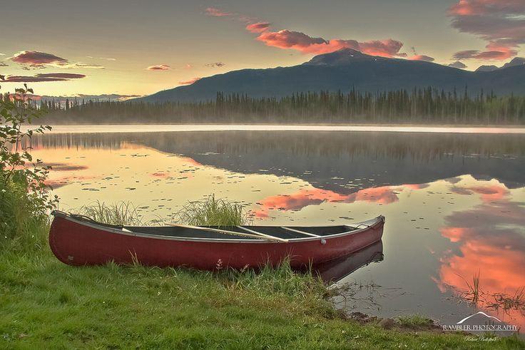 Taltzen Lake, Smithers, BC, Canada