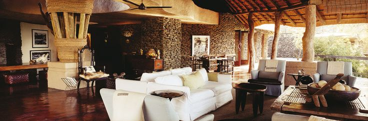 The Singita Gallery & Boutique (Singita Sabi Sand, Sudáfrica)