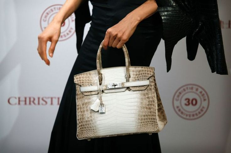 This is the most expensive handbag in the world: And it just sold for AUD$412,155.