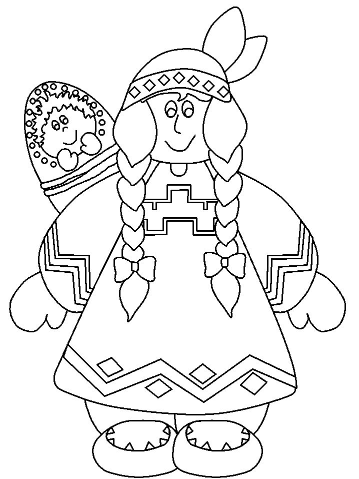 Totem Pole Printables First Nations