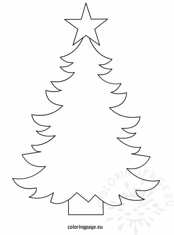 Christmas Tree Template Printable Is A Big Way To Increase Your