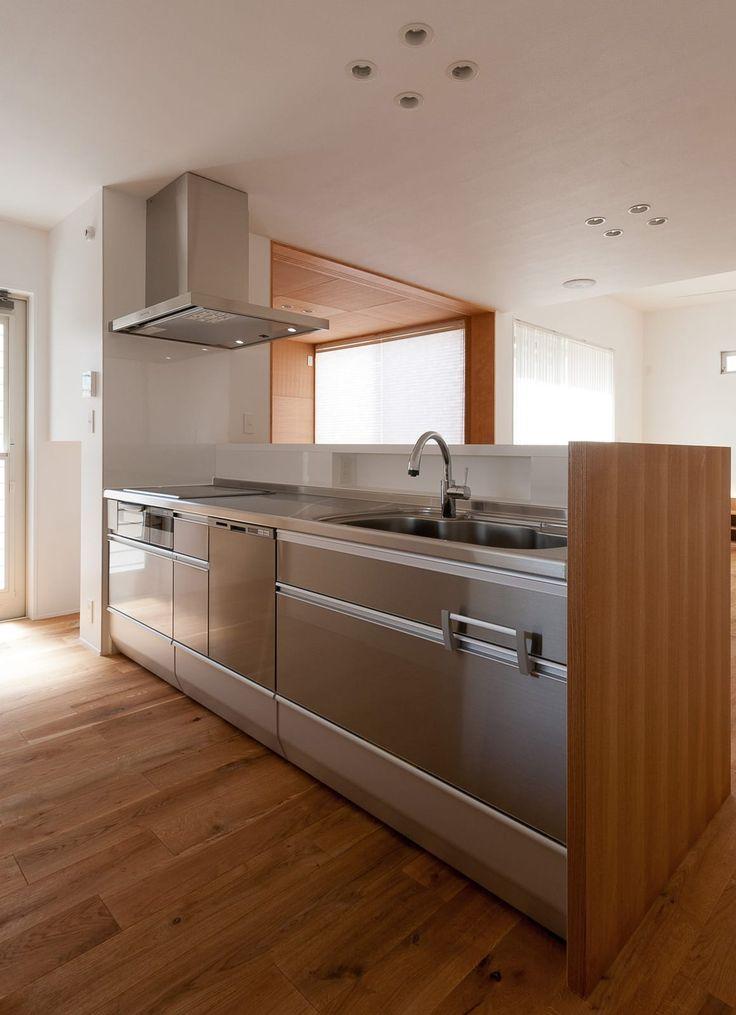 ピュアオーガニックハウスのキッチン1