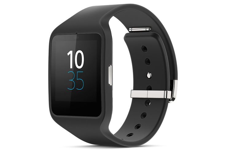 Sony SmartWatch 3 SWR50 Smart Watch: Powered by Android Wear