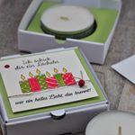 So ein klitzekleinwenig weihnachtet es heute auf dem Blog. Und eine Geschichte hab ich auch geschrieben. Dazu komm ich ja nur selten. Wer also schon einen Hauch Weihnachten mag: für den gibt es heute einen passenden Beitrag. #stampinup #pizzabox #licht #teelichtbox #geschichte #geschichten #advent #weihnachten