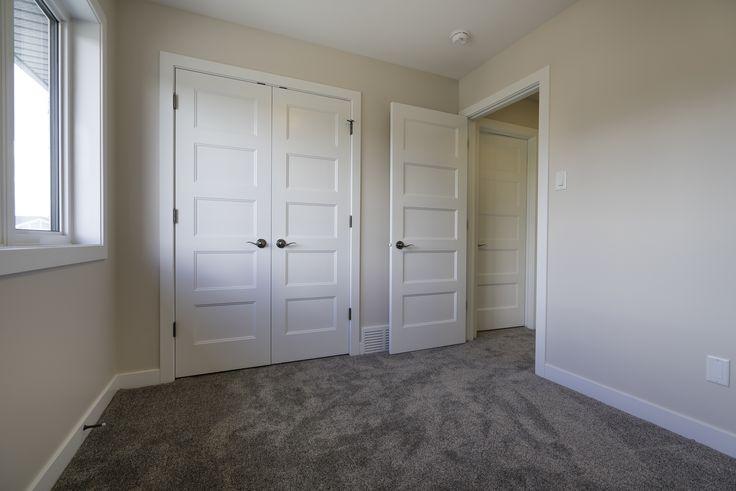 Bedroom with double closet doors!