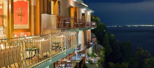 Enchanting views and luxury service of Belair Hotel
