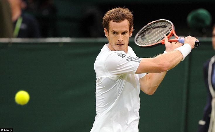 No show: Andy Murray bought Cromlix House for £1.8million in February last year but won't ...