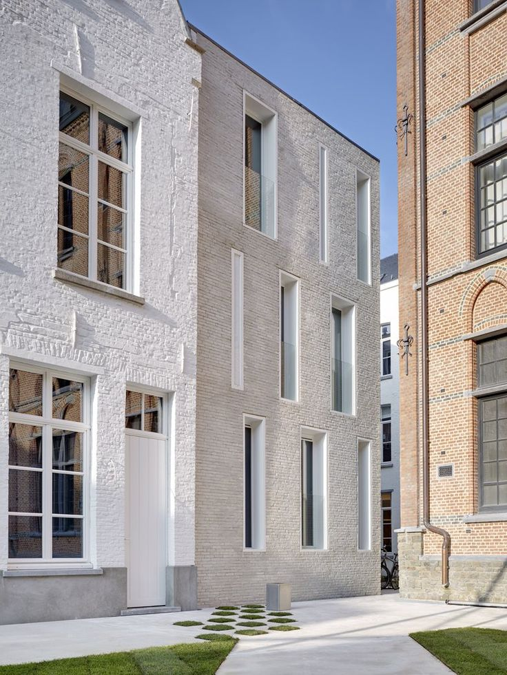 Lorette convent – Apartments Drbstr, Mechelen, 2014 - dmvA Architects