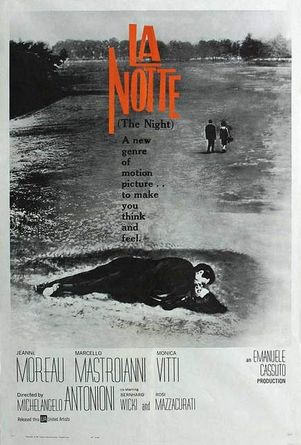 La Notte Blu-ray