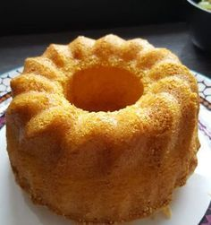 Puddingkuchen - Kuchen ohne Mehl (Glutenfrei)