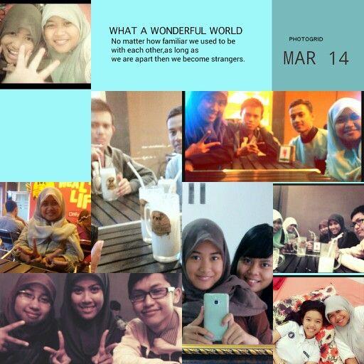 Ma friends!!!! :D