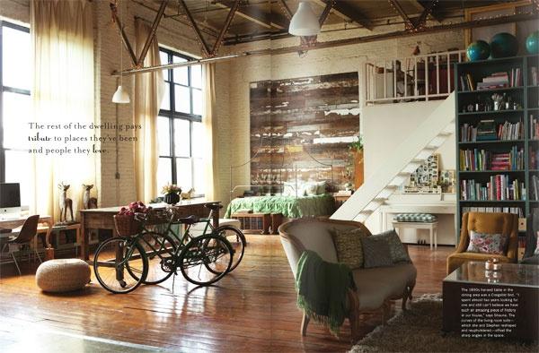 Decoracion Loft Vintage ~ Legno vecchio, Loft and Boschi on Pinterest