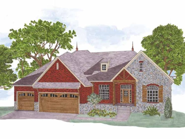 Eplans country house plan endless european charm 4416 for Www eplans com house plans