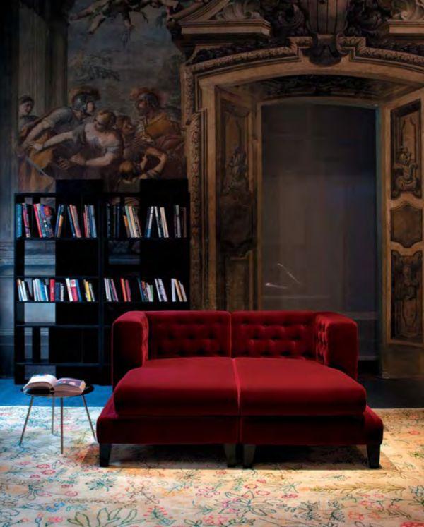 276 best red room images on pinterest