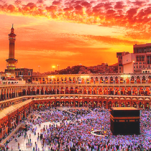 """Got Places To Go and People To See"" (Makkah!)"