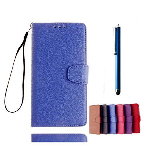 """KSHOP Case Cover für iphone 7 / iphone 7s 4.7"""" Hülle Tasche Schutzhülle Schale Bookstyle Handyhülle Premium PU-Leder Blau Etui Handy Schutz Brieftasche Magnetverschluss - Metall Touch-Pen Blau #KSHOP #Case #Cover #für #iphone #Hülle #Tasche #Schutzhülle #Schale #Bookstyle #Handyhülle #Premium #Leder #Blau #Etui #Handy #Schutz #Brieftasche #Magnetverschluss #Metall #Touch"""