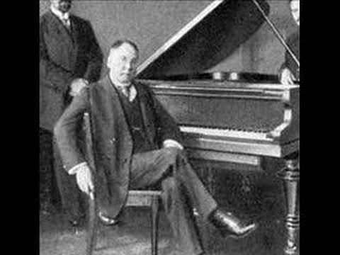 "Arthur Friedheim (1859-1932): Liszt - Etude ""La Campanella"""