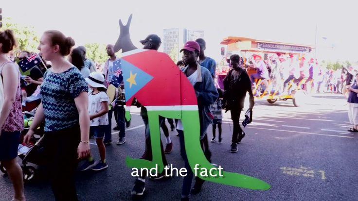 Celebrating Diversity presented by Australia Post: Australia Day Parade