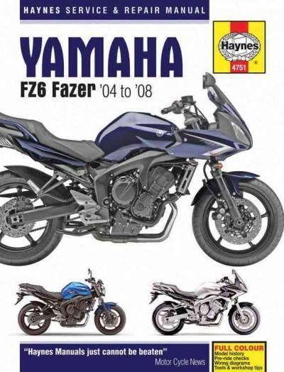 7 best fz1 yamaha images on pinterest biking photographs and photos haynes yamaha fz6 fazer 04 to 08 service and repair manual fandeluxe Choice Image