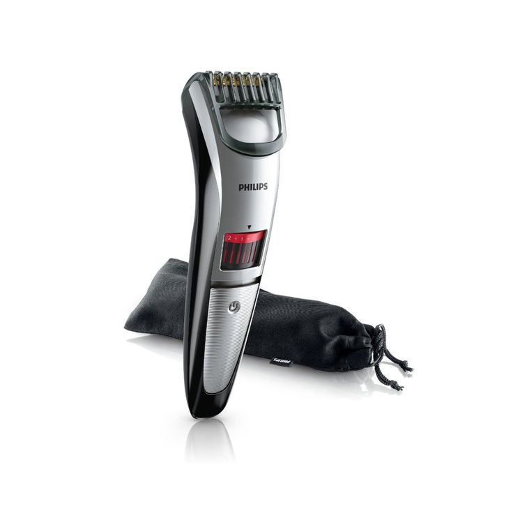 Personal Edge : Philips QT4014/16 Cord/Cordless Beard and Stubble Trimmer