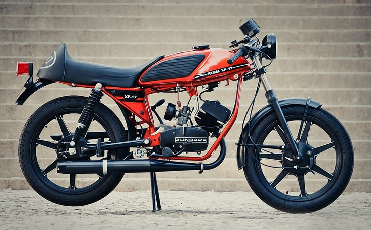 Twowheels+: Moped