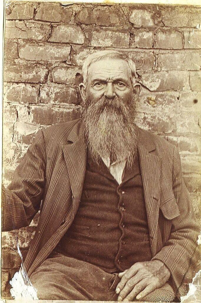 Harvey M.B. Norman of Tenn. & his epic beard [c.1900]