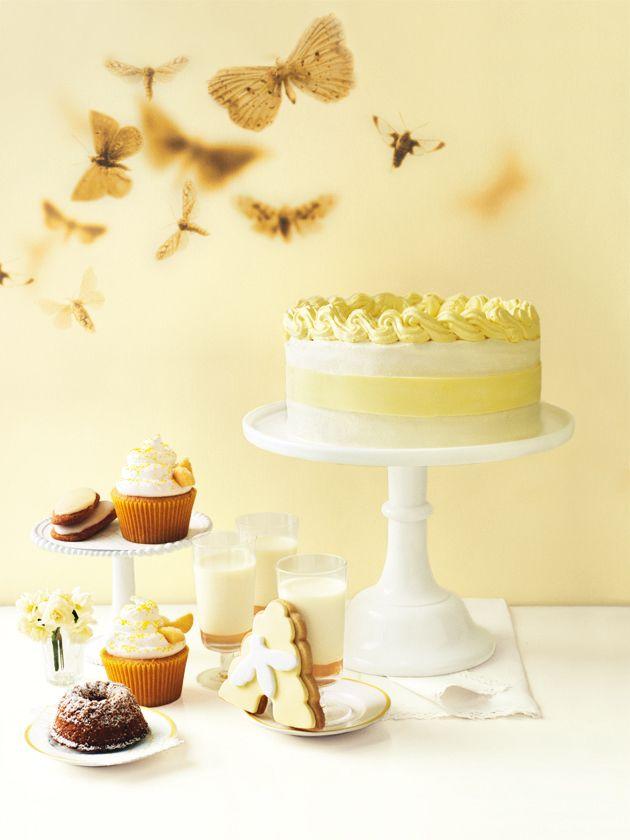 honey butter layer cake