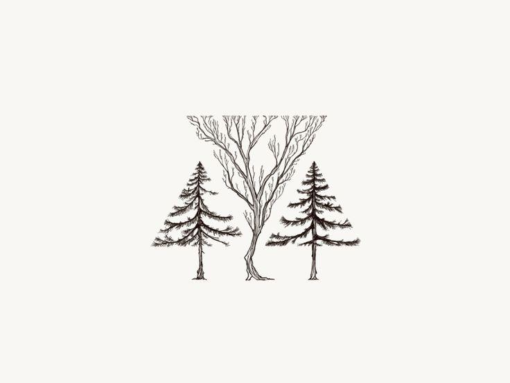 Trees 3 by BlueNic.deviantart.com on @DeviantArt