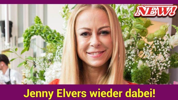 """Von der Kandidatin zur Moderatorin! Bald ist wieder so weit: Promi Big Brother flimmert ab August über die deutschen Bildschirme. Jochen Bendel (49) und Jochen Schropp (38) sind die Gastgeber der Sternchen-Reality-Show. Auch Jenny Elvers (45) wird nach ihrem Sieg 2013 erneut mit von der Partie sein: Die Blondine wird dieses Jahr allerdings nicht in den Container ziehen!   Source: http://ift.tt/2uce8JD  Subscribe: http://ift.tt/2qsx2iw """"Promi Big Brother""""-Sieg: Jenny Elvers wieder dabei!"""