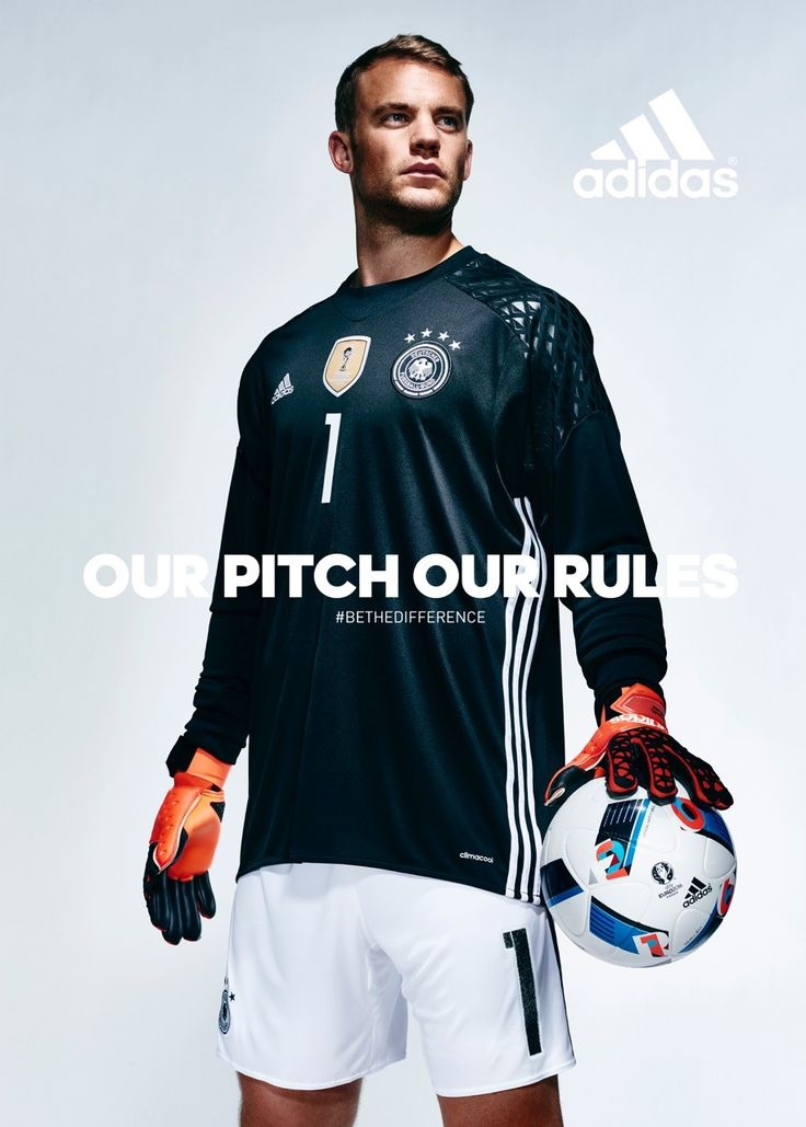Our pitch our rules Neuer Euro Cup 2016
