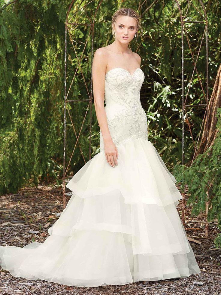 Trending Casablanca Bridal Style Poppy